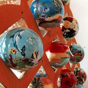 2021 Maui Christmas Ornaments Maui Ornaments Sand Sea Maui Gift Souvenir