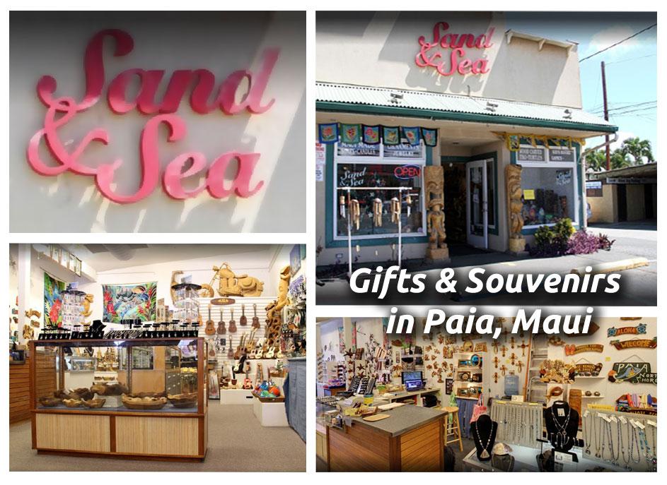 Sand & Sea Maui Gift & Souvenir Shop